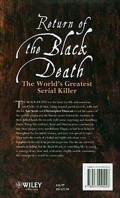 (Likely) Return of the Black Death 1347-1666AD AIDS Ebola Virus Classical Origin 2