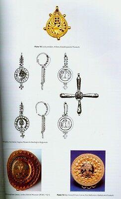 Byzantine Late Roman Early Medieval Jewelry Goth Lombard Visigoth Avar Sicilian