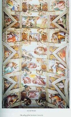 NEW Michelangelo Sistine Chapel Pope Julius 16thC Renaissance Italy Royal Court 5