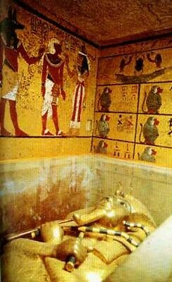 Tutankhamen Mysterious Death Murder Amarna Father-in-Law Ay? Wife Ankhesenamun? 3
