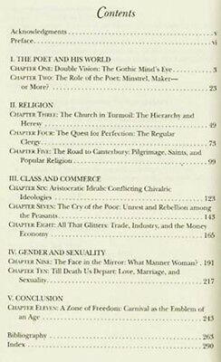NEW Chaucer & Late Medieval World Canterbury Tales Religion Gender Social Class 3