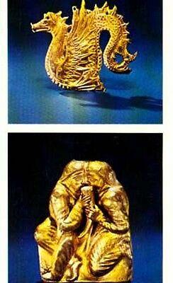 Ancient Russia Urals Scythian Sarmatian Altai Golden Treasure Steppes Hermitage 5