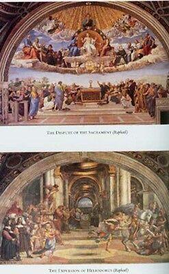 NEW Michelangelo Sistine Chapel Pope Julius 16thC Renaissance Italy Royal Court 4