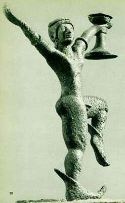 Buried People Etruscan Life Ancient Pre-Roman Italy Digs Art Gods 80pix RARE H/C
