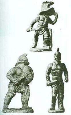 History of Roman Gladiators Bustuarii Coliseum Pix: Mosaics Ampitheatres Arenas 4