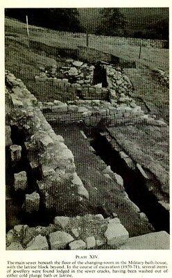 Jewelry Excavated at Roman Fort Vindolanda Hadrian's Wall England Rings Celtic