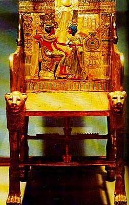 Tutankamun Golden Pharaoh Discovery Ancient History Akhenaten Nefertiti RoyalSex