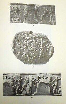 Yale Early Near Eastern Seals Babylonian Akkadian Sumerian Egypt Indus Mitanni 6