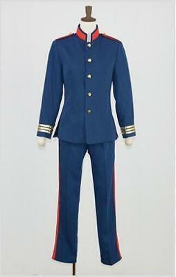 Hot! Golden Kamuy Ogata Yunosuke cosplay costume uniform DD.1546