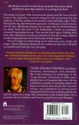Last Legion Roman Nova Invicta Odacer Romulus Britain Riveting History Fiction 2 • CAD $30.72