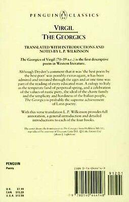 NEW Virgil Georgics Rural Daily Life Farming Ancient Italy Augustus-Era Rome 3