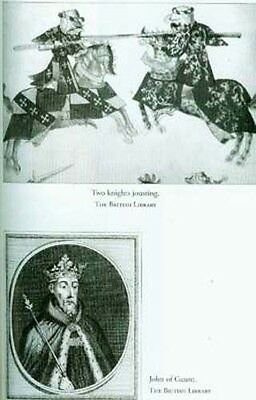 Last Knight Medieval England Plantagenet John of Gaunt This Sceptred Isle Plague 4