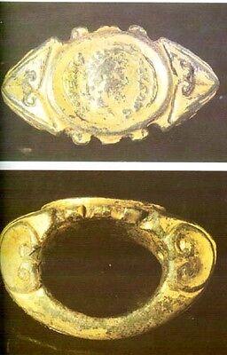 RARE Roman Jewelry Moesia Thrace Rings Earrings Bracelets Torques Pendants Hair