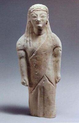 Ancient Cyprus Bronze Iron Age Greek Hellenic Ptolemy Artifacts Sculpture Ishtar 10