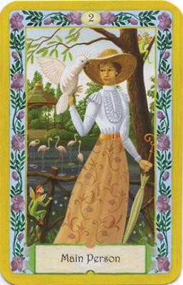Mystical Kipper Oracle Deck Cards Regula Elizabeth Fiechter Esoteric Agm New
