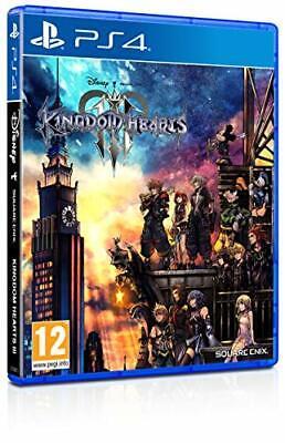 KINGDOM HEARTS III 3 PS4  SONY PLAYSTATION 4 Versione ITALIA 2