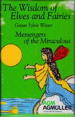 Wisdom Of Elves And Fairies Oracle Cards Deck Gayan Sylvie Winter Esoteric Agm 2