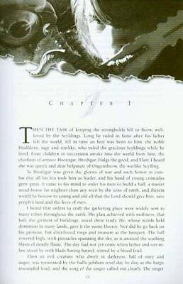 NEW Scandinavia Beowulf 850AD Anglo-Saxon Danish Grendel Dragon Slayer Epic Saga 2