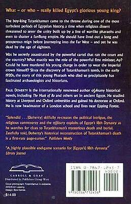 Tutankhamen Mysterious Death Murder Amarna Father-in-Law Ay? Wife Ankhesenamun? 2