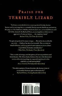 Terrible Lizard First Dinosaur Fossil Hunters 19thC Science v. Religion Dispute 2