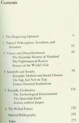 Dubos Reason Awake Role of Scientific Knowledge in Development of Civilization 2