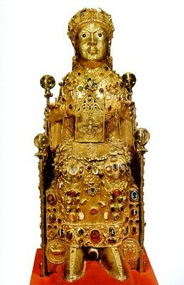 Medieval Reliquaries & Saint Relics 400-1204AD Treasuries Cross Pendants Color 6