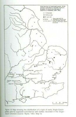 Early Anglo-Saxon Kingdoms Archaeology England Mercia Kent Wessex Northumbria 5