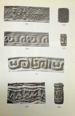 Yale Early Near Eastern Seals Babylonian Akkadian Sumerian Egypt Indus Mitanni 5