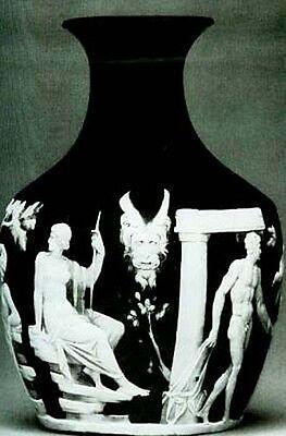 NEW Portland Vase Ancient Rome Emperor Severus Alexander's Urn Treasure Enigma 5