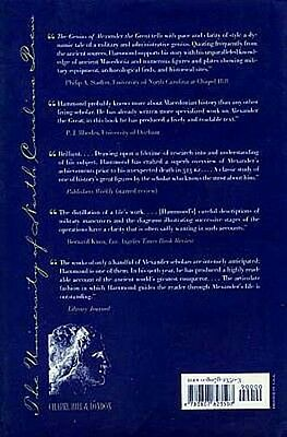 Genius Alexander the Great Macedon Greece Persia Babylon India Plutarch Arrian 2