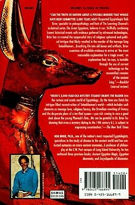 """Murder of Tutankhamen"" Pix Ancient Egypt Aye Ambush Hittite Prince Mummy X-Rays 2"