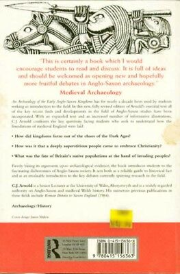 Early Anglo-Saxon Kingdoms Archaeology England Mercia Kent Wessex Northumbria 2