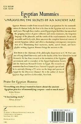 NEW Egyptian Mummies Ancient Art Secrets Mysteries Myths Rituals Xrays CAT Scans 2