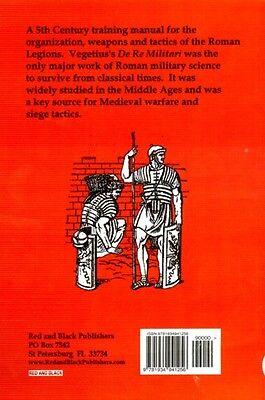 Vegetius 5th Century Roman Legion Training Manual Weapons Tactics De Re Militari 2