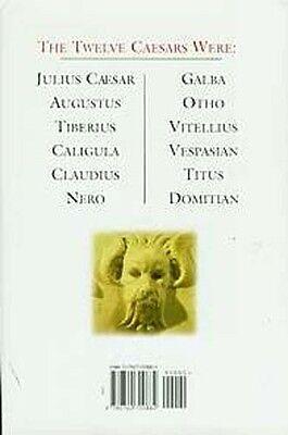 Twelve Caesars Ancient Rome Julius Caesar Augustus Nero Caligula Claudius Antony 3