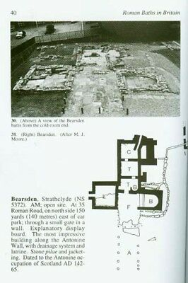 Roman Baths Britain Architecture Layout Structure Operation Discovery Excavation