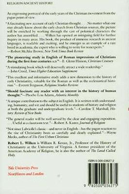 Roman View of Ancient Christians Pliny Julian the Apostate Paul Clement Ignatius 2