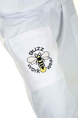 BUZZ Beekeepers Bee Tunic / Jacket with round veil and Trousers set - All sizes 3 • EUR 39,50