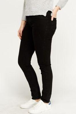 83fd1ee6 ... Ladies New Ex Zara Woman Skinny Spandex Slim Twill Jeans Trouser 5  colours 9