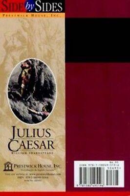 """Shakespeare """"Julius Caesar"""" Ides of March Marc Antony Cassius Brutus Octavius 3"""