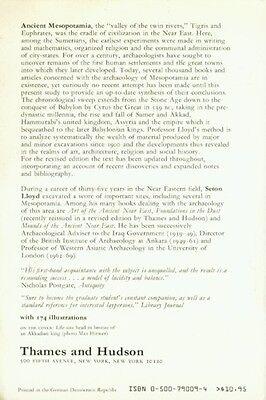 Archaeology Mesopotamia Stone Age to Persian Conquest Cyrus Sumer Babylon Akkad 2