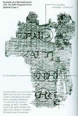 NEW Dead Sea Scrolls Christianity's Jewish Origin Essene Qumram Jesus Eyewitness