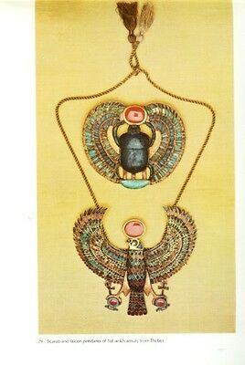 Jewels of the Pharaohs Ancient Egypt Dynastic Jewelry XL Color Pix Amulets Rings 7