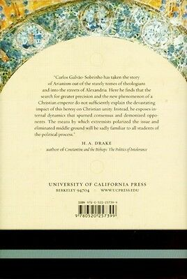 Christian Controversy Later Eastern Roman Empire Arius Arians Constantine Nicaea 2