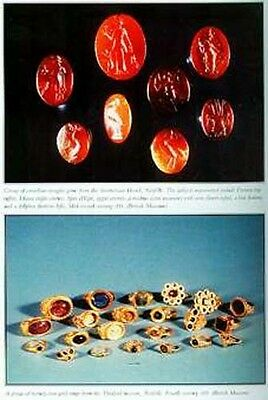 Art & Society In Roman Britain Jewelry Towns Rural Army Artisans Patrons Mosaics 5