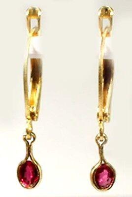 19thC Antique Spinel Arab Emirs of Granda Spain King Pedro the Cruel Gem 14ktGF 2