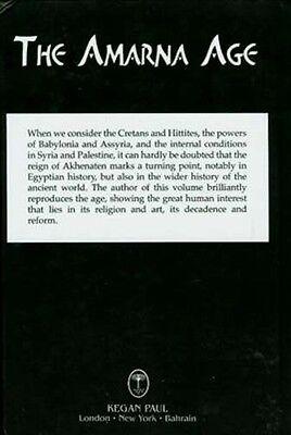 NEW RARE Amarna Age Akhenaton Amenhotep Minoan Hittite Babylonia Assyria Mitanni 2
