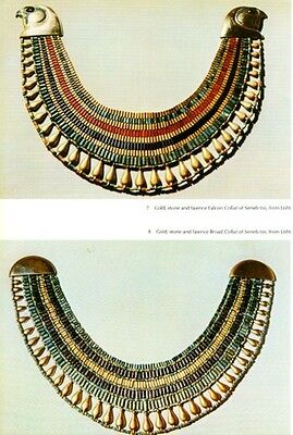 Jewels of the Pharaohs Ancient Egypt Dynastic Jewelry XL Color Pix Amulets Rings 4