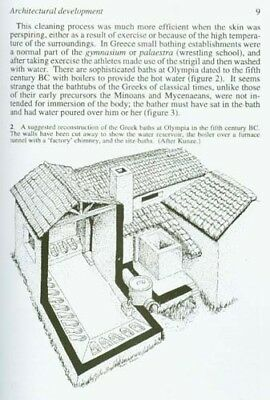 Roman Baths Britain Architecture Layout Structure Operation Discovery Excavation 3