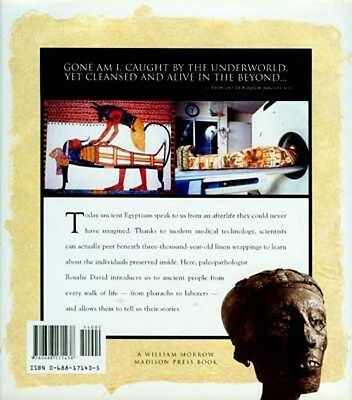 Conversations w Mummies Ancient Egyptian Everyday Lives Diet CAT Scan X-Ray DNA 2